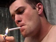 Hot gay black men with elephant dicks porn Bryce Gets Smoke