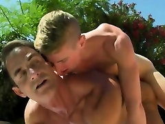 Gay hairy bulge sex first time With the fellows spunk dribbl