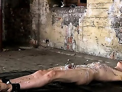 3gp black male strippers gay porn videos first time Chained