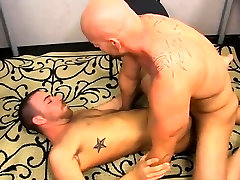 Double black men anal fuck gay Boss Mitch Vaughn hasnt had