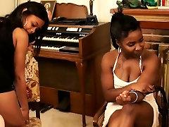 White Slaves Pleasing Ebony Chicks