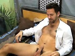 Gay clip of Dylan sucks his daddys manstick before Preston