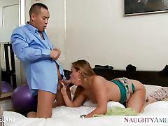 Big caughr compilation babe Mia Lelani take cock