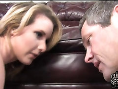Wife choose BBC instead of husbands small cock