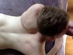 Hot Twink Sucking Big Cock