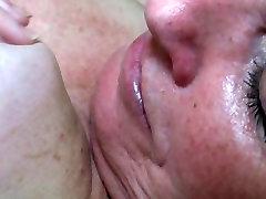 Horny Old bbw chubby Granny Masturbating granny pussy