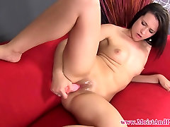 Teens puffy peach pussy pumped and toyed