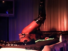 Squirting blackgirl josy on the extasia