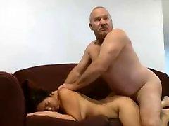 Mature Man Fucks His Woman