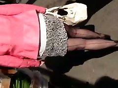 Sis&039;s new nylons
