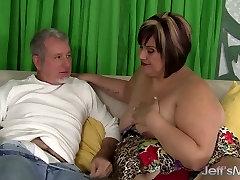 Mature BBW Bonita Gets fucked