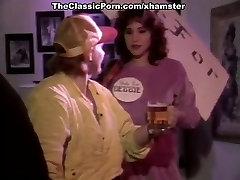 Barbara Dare, Jerry Butler, Jon Martin in classic xxx scene